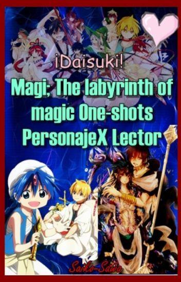 ¡Daisuki!|Magi: The Labyrinth/The kingdom of Magic X Lectora