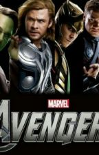 The Chance ( avengers fanfiction) by KathleenFullerton