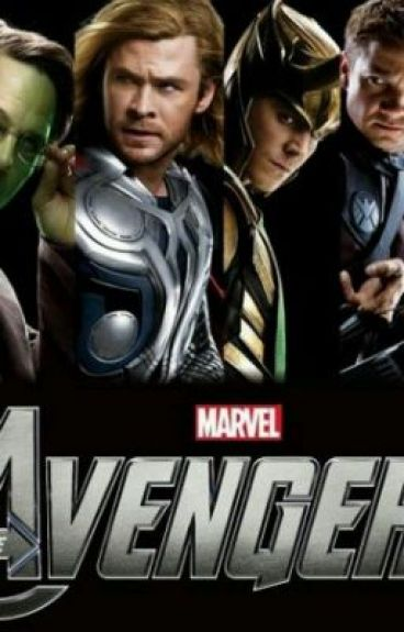 The Chance ( avengers fanfiction)