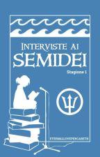 Interviste (IN REVISIONE) ai personaggi di Percy Jackson by ETERNALLOVEPERCABETH