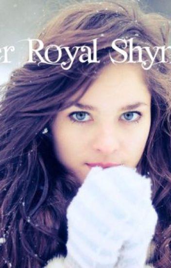 Her Royal Shyness