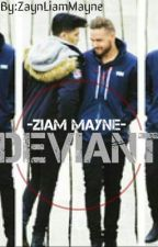DEVIANT *ZIAM MAYNE* by BetweenUsWP