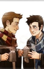 Always- a Destiel / Hogwarts Fic by Panem_potterlock