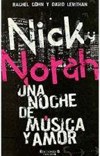 Nick  & Norah.Una noche de música y amor by Mitty_Storanlol1909