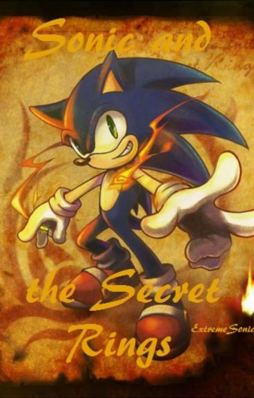 Sonic and the Secret Rings by ExtremeSonic