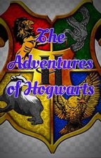 The Adventures of Hogwarts by elimayonnaise