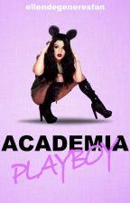 Academia Playboy by ellendegeneresfan