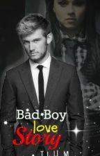 Bad Boy Love Story. by JulichkaMosina