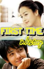 First Time In History by OfficiallyYourGirls