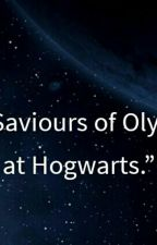 The Saviours of Olympus at Hogwarts by demiwizard_timelord