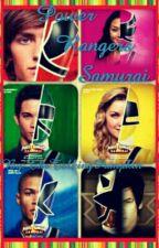 Power Rangers Samurai by RoseEnterprise