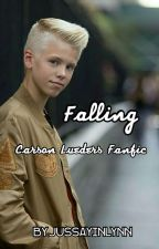 Falling  (Carson Lueders) by JussayinLynn