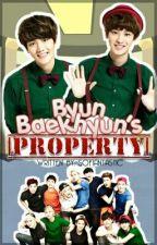 Byun Baekhyun's Property [CHANBAEK] by sofiantastic