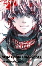 Tokyo Ghoul One~Shots! by FishyNewt