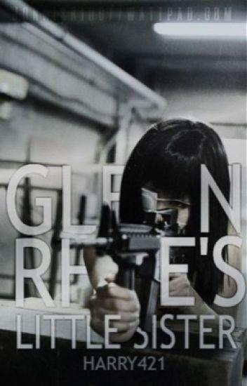 Glenn Rhee's little sister