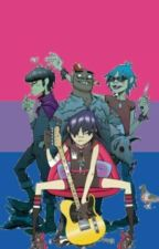 a dash of the bass (murdoc x reader) by brightlyrose