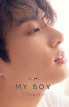My Boy [under editing] by W0NUWU