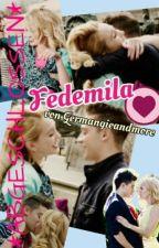 Fedemila *ABGESCHLOSSEN* by Kathipasquarelli