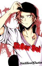 Sk8er Boi (Yata Misaki x Reader) by NotAHeroOfJustice