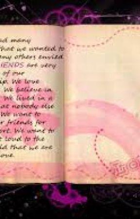 raindrops on my diary by GinahasangBakla
