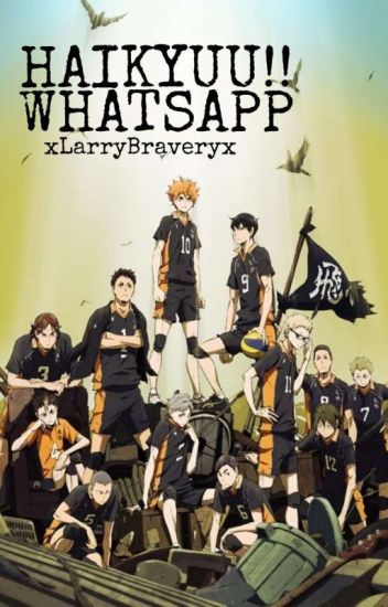 Haikyuu!! Whatsapp