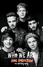 One Direction: Who We Are: Our Official Autobiography by anechka_love_x