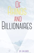 Of Rhinos and Billionaires [Marvel] by gallabox