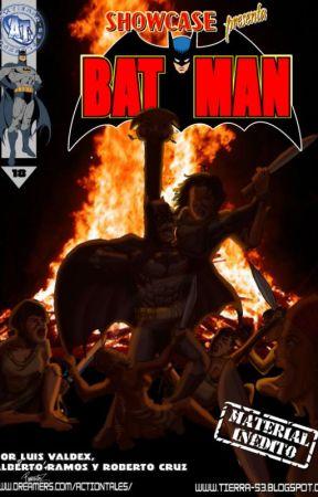 Batman: la epidemia de Rey Puerco by Tierra53