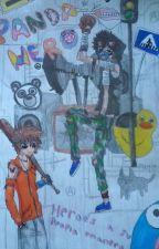 Panda Hero heroes a su propia manera by Yoshino-Tatsumi