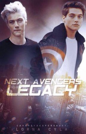 Next Avengers: LEGACY by LornaCyla