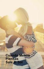 Cuando Menos Piensas Sale el Sol by Piitufina