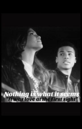 """Nothing is what it seems """"it was love at the first sight"""" by itslilsaint"""