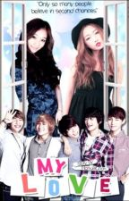 My Love (SHINee FanFiction) by HanuelChan