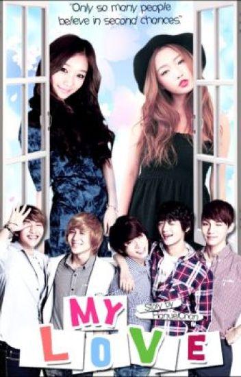 My Love (SHINee FanFiction)