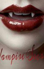 Vampire secret by honeybunbish