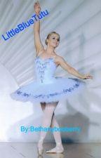 Little Blue Tutu by bethanybooberry