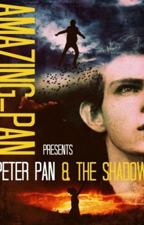 Peter Pan & The Shadow by amazing-pan