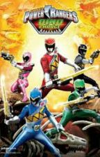 Power Rangers Dino Charge: A New Ranger by mysticalhorse_R5girl