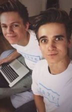 Closer (Caspar Lee x Joe Sugg) Fanfiction by LGBT_Equality