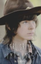 Carl Grimes Imagines by AllyKing524