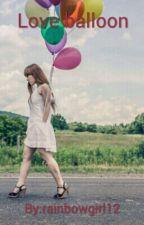 Love balloon*Lesbian*(GirlxGirl) by rainbowgirl12