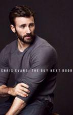 Chris Evans: The Guy Next Door by wow_doritos