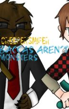 Baccas aren't Monsters (Wattys 2015) by CreeperSniper