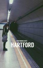 Hartford (Dylan McIlrath) by fightmemcilrath