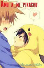 Amo a mi pikachu (yaoi) by menc29blue