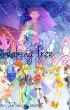 Breaking Free of the Ties (Pokeshipping, Rocketshipping, GeekChic, & more) by EmsDragonOfFire