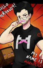 Adopted by Markiplier by magdalenavigil