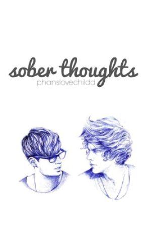 Sober Thoughts (Zarry AU) by phanslovechildd