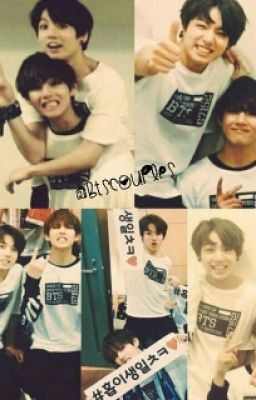 [Shortfic] [VKook] [BTS] [Jark] [GOT7] Hey Babo!! Saranghae ~ [바보 야 !! 사랑해]
