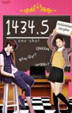 1434.5 [One Shot] #Wattys2015 by miniemhAe